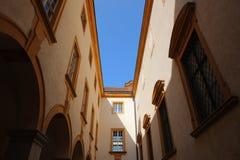 Abadía de Melk, verano de Alemania 2011 Fotos de archivo