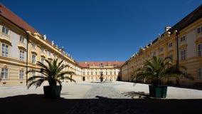 Abadía de Melk, Wachau, Austria Fotos de archivo libres de regalías