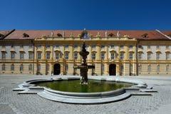 Abadía de Melk, Wachau, Austria Foto de archivo libre de regalías