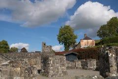 Abadía de Mellifont Fotos de archivo