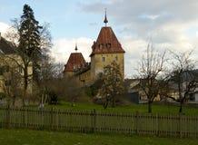 Abadía de Millstatt en Carinthia Imagen de archivo libre de regalías