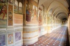 Abadía de Monte Oliveto Imagen de archivo