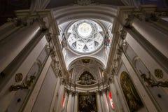 Abadía de Monte Oliveto Maggiore, Toscana, Italia Fotografía de archivo