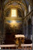 Abadía de Montecassino Imagenes de archivo