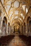 Abadía de Montecassino Imagen de archivo libre de regalías
