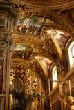 Abadía de Montecassino Fotos de archivo libres de regalías