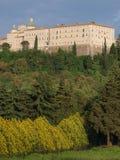 Abadía de Montecassino, Cassino, Italia. Imágenes de archivo libres de regalías