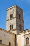 Abadía de Montescaglioso. Basilicata. Fotos de archivo