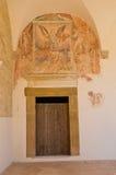 Abadía de Montescaglioso. Basilicata. Imagenes de archivo