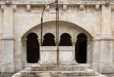Abadía de Montmajour cerca de Arles, Francia Fotografía de archivo