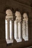 Abadía de Montmajour cerca de Arles Provence Francia Fotografía de archivo