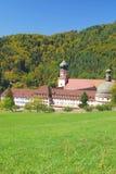 Abadía de Muenstertal, Schwarzwald, bosque negro, Alemania Fotos de archivo libres de regalías