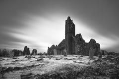 Abadía de Mungret Fotografía de archivo libre de regalías