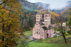 Abadía de Murbach Fotos de archivo libres de regalías