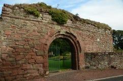 Abadía de Newburgh Imagen de archivo libre de regalías