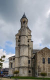 Abadía de Nivelles, Bélgica Fotos de archivo libres de regalías