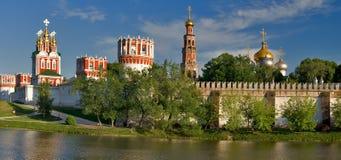 Abadía de Novodevichy. Imágenes de archivo libres de regalías