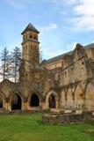 Abadía de Orval Imagenes de archivo