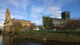 Abadía de Paisley Foto de archivo libre de regalías