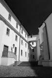 Abadía de Pannonhalma Fotos de archivo