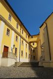 Abadía de Pannonhalma Foto de archivo