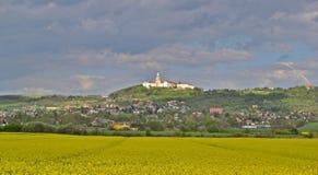 Abadía de Pannonhalma Imagen de archivo libre de regalías