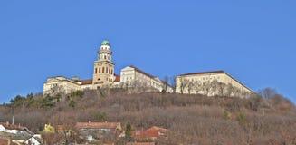 Abadía de Pannonhalma Imágenes de archivo libres de regalías