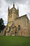 Abadía de Pershore Imagenes de archivo