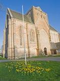 Abadía de Pluscarden. Foto de archivo libre de regalías