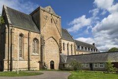 Abadía de Pluscarden en Moray Fotos de archivo libres de regalías