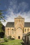 Abadía de Pluscarden en Moray Foto de archivo
