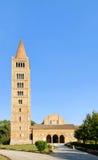 Abadía de Pomposa Imagenes de archivo
