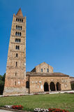 Abadía de Pomposa. Codigoro. Emilia-Romagna. Italia. Imagen de archivo
