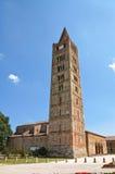 Abadía de Pomposa. Codigoro. Emilia-Romagna. Italia. Fotos de archivo
