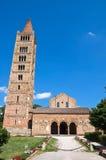 Abadía de Pomposa. Codigoro. Emilia-Romagna. Italia. Fotos de archivo libres de regalías