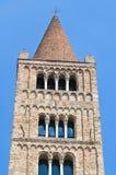 Abadía de Pomposa. Codigoro. Emilia-Romagna. Italia. Imágenes de archivo libres de regalías