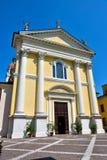 Abadía de Pontevico Foto de archivo libre de regalías