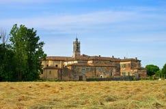 Abadía de Priorato Foto de archivo libre de regalías