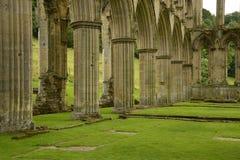 Abadía de Rievaulx Fotos de archivo