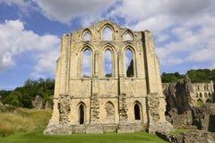 Abadía de Rievaulx Imagen de archivo