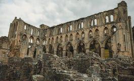 Abadía de Rievaulx Foto de archivo libre de regalías