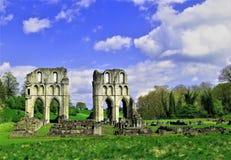 Abadía de Roche, Rotherham, South Yorkshire Foto de archivo