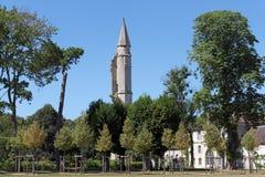 Abadía de Royaumont Imagen de archivo