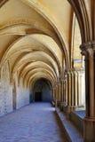 Abadía de Royaumont Fotos de archivo libres de regalías