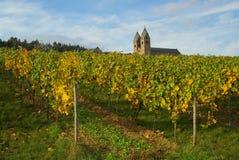 Abadía de Ruedesheim Eibingen Fotos de archivo libres de regalías