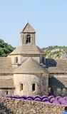 Abadía de Sénanque Fotos de archivo libres de regalías