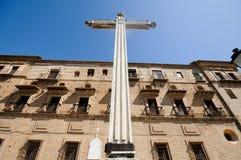 Abadía de Sacromonte Imagen de archivo libre de regalías