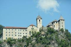 Abadía de Saeben Foto de archivo libre de regalías