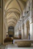 Abadía de Sainte-Trinite, Caen, Francia Imagen de archivo