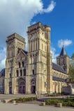 Abadía de Sainte-Trinite, Caen, Francia Fotografía de archivo libre de regalías